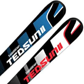 18-19 Swallow Ski〔スワロー スキー板〕<2019>TEDSUN 2 + XPRESS 10 B83〔SA〕 ビンディング セット 取付無料
