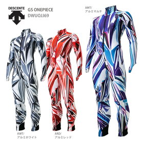 DESCENTE デサント スキー ワンピース 2020 GS ONEPIECE/DWUOJJ69 送料無料 19-20 〔SA〕