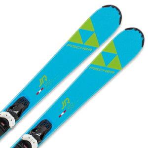 スキー板 FISCHER フィッシャー ジュニア 2020 RC ONE JR. SLR PRO + FJ4 GW AC SLR Brake 80 I ビンディング セット 取付無料 19-20
