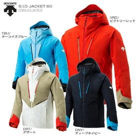 スキー ウェア DESCENTE デサント ジャケット 2020 S.I.O JACKET 60/DWUOJK53 MUJI 19-20 旧モデル