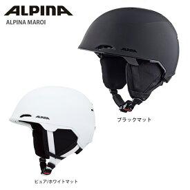 ALPINA アルピナ スキーヘルメット 2020 ALPINA MAROI アルピナマロイ 19-20 NEWモデル