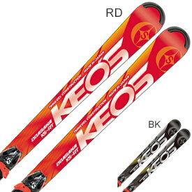 【19-20NEWモデル】【予約受付中】OGASAKA〔オガサカ スキー板〕<2020>KEO'S〔ケオッズ〕KS-RT + PRD 12 GW【金具付き・取付送料無料】
