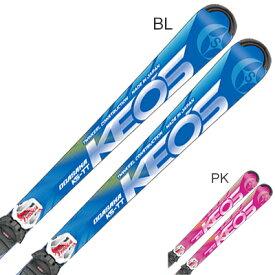 【ポイント5倍!】【19-20早期予約】OGASAKA〔オガサカ スキー板〕<2020>KEO'S〔ケオッズ〕KS-TT + SLR 10 GW【金具付き・取付送料無料】【カスタムオーダー受付中】