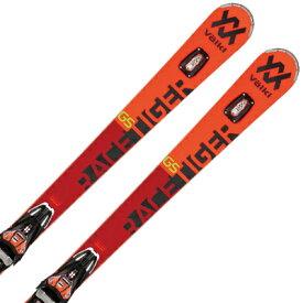 スキー板 VOLKL フォルクル 2020 RACETIGER GS DEMO レースタイガー GS デモ + rMOTION2 12 GW black red ビンディング セット 取付無料 19-20 〔SA〕