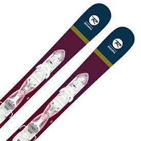 【エントリーでP10倍 26日1:59まで】ROSSIGNOL ロシニョール ショートスキー板 2020 MINI TRIXIE 99 + XPRESS W10 金具付き・取付送料無料 19-20 NEWモデル