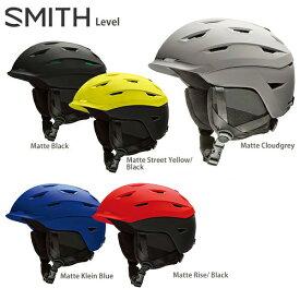 SMITH スミス スキーヘルメット 2020 Level レベル 送料無料 19-20【X】