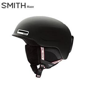 SMITH スミス スキーヘルメット 2020 Maze メイズ Matte Black Repeat 19-20 NEWモデル