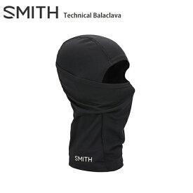 【19-20 NEWモデル 予約受付中】SMITH〔スミス バラクラバ〕<2020>TECHNICAL BALACLAVA〔Black〕フェイスマスク スキー スノーボード