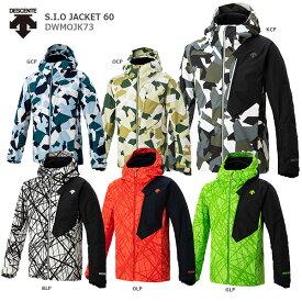 スキー ウェア DESCENTE デサント ジャケット 2020 S.I.O JACKET 60 / DWMOJK73 19-20 旧モデル