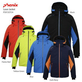 PHENIX フェニックス スキーウェア ジャケット 2020 Laser Jacket /PS972OT34 送料無料 19-20