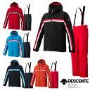 スキー ウェア 19-20 旧モデルDESCENTE デサント メンズ mens 2020 SUIT / DWMOJH71 19-20 旧モデル