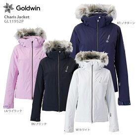 【ウェア全品P5倍!11/30 12:00まで】スキー ウェア GOLDWIN ゴールドウィン レディース ジャケット 2020 Charis Jacket GL11952P 19-20 旧モデル