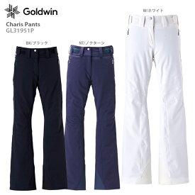 【ウェア全品P5倍!11/30 12:00まで】スキー ウェア GOLDWIN ゴールドウィン レディース パンツ 2020 Charis Pants GL31951P 19-20 旧モデル