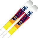 K2 ケーツー スキー板 2020 244 トゥーフォーフォー + 20 PIVOT 12 GW B75 Black Icon 金具付き・取付送料無料 19-20 …