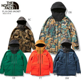 スキー ウェア THE NORTH FACE ザ・ノースフェイス ジャケット 2021 FL A-CAD JACKET 〔フューチャーライト〕/ NS51916 20-21 旧モデル hq