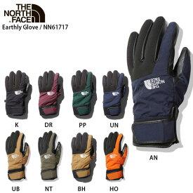 グローブ THE NORTH FACE ザ・ノースフェイス 2021 Earthly Glove / NN61717 旧モデル