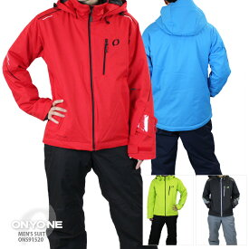 ON・YO・NE〔オンヨネ スキーウェア メンズ〕<2019>MEN'S SUIT ONS91520〔上下セット〕 MEN