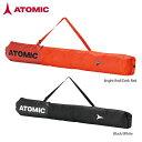 ATOMIC アトミック 1台用 スキーケース 2020 SKI SLEEVE 19-20 NEWモデル