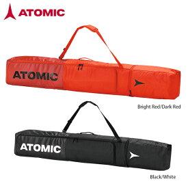 3/5限定エントリーで最大P25倍 ATOMIC アトミック 2台用 スキーケース 2021 DOUBLE SKI BAG 20-21 NEWモデル 〔SA〕