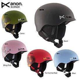 ANON アノン ジュニアスキーヘルメット 2020 BURNER 19-20 NEWモデル
