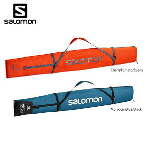 SALOMON サロモン 1台用スキーケース 2020 ORIGINAL 1PAIR SKISLEEVE 19-20
