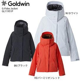 スキー ウェア GOLDWIN ゴールドウイン レディース ジャケット 2021 GL11951P G-Fides Jacket ジーフィーデスジャケット GORE-TEX 20-21 旧モデル hq