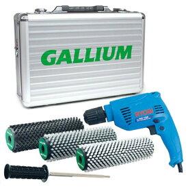 GALLIUM〔ガリウム ロトブラシセット〕ロトブラシ&ドリルセット〔アルミケース付き〕 000130