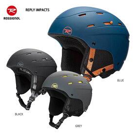 ROSSIGNOL〔ロシニョール スキーヘルメット〕<2020>REPLY IMPACTS 19-20 NEWモデル