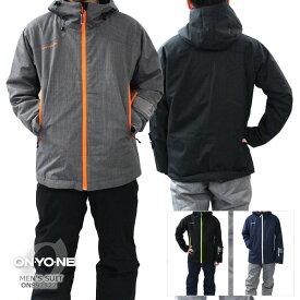 【ウェア全品P5倍!11/30 12:00まで】スキー ウェア ON・YO・NE オンヨネ メンズ 2020 MEN'S SUIT/ONS92522【上下セット 大人用】MEN 19-20 旧モデル
