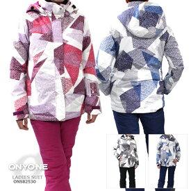 【限定価格タイムセール!12/11 12時まで】スキー ウェア ON・YO・NE オンヨネ レディース 2020 LADIES' SUIT ONS82530【上下セット 大人用】LADIES 19-20 旧モデル
