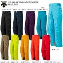 スキー ウェア DESCENTE デサント パンツ 2021 DWUQJD55 S.I.O INSULATED PANTS/TECHNICAL【カスタムサイズ】L-XO 20-…