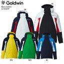 スキー ウェア GOLDWIN ゴールドウィン ジャケット 2021 G10325P Baro Jacket バロジャケット 20-21 NEWモデル