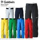 スキー ウェア GOLDWIN ゴールドウィン パンツ 2021 G30323BP Baro Pants バロパンツ 20-21 旧モデル