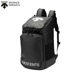 DESCENTE デサント バックパック <2022>DWEQJA14 BACKPACK 45L 21-22 NEWモデル