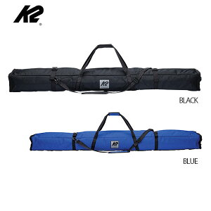 K2〔ケーツー2台用 スキーケース〕<2021>Double Padded ski Bag