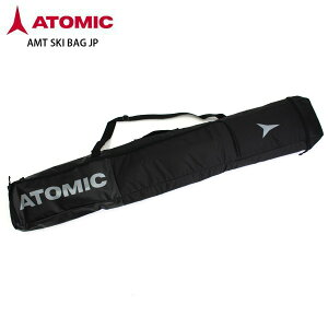 ATOMIC アトミック 1台用 スキーケース <2021> AMT SKI BAG JP AMT スキー バッグ JP BLACK/WHITE /AL5048510 NEWモデル