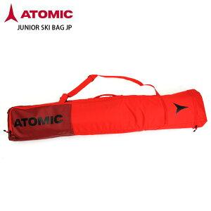 ATOMIC アトミック 1台用 スキーケース <2022> JUNIOR SKI BAG JP ジュニア スキー バッグ JP BRIGHT RED/DARK RED /AL5048610 NEWモデル