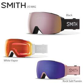 ゴーグル SMITH スミス 2021 I/O MAG アイオーマグ スペアレンズ付 ASIAN FIT 20-21 旧モデル スキー スノーボード