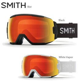 ゴーグル SMITH スミス 2021 Vice バイス 【調光】【ASIAN FIT】 20-21 NEWモデル スキー スノーボード