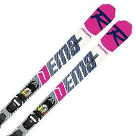 スキー板 ROSSIGNOL ロシニョール<2020>DEMO GAMMA CA XPress2 + XPRESS 11 GW B83 Black Icon ビンディング セット 取付無料 19-20