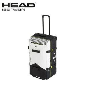 HEAD ヘッド キャスター付バッグ <2022> REBELS TRAVELBAG レベルズ トラベルバッグ /383000 21-22 NEWモデル