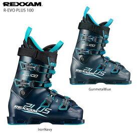 スキーブーツ REXXAM レクザム <2021>R-EVO PLUS 100 R エヴォプラス 100 20-21 NEWモデル メンズ レディース