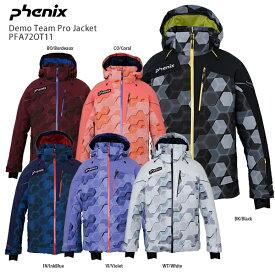 スキー ウェア PHENIX フェニックス ジャケット 2021 PFA72OT11 Demo Team Pro Jacket デモチーム プロ ジャケット 20-21 NEWモデル