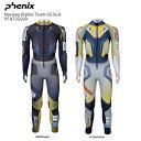 PHENIX フェニックス スキー ワンピース <2021>PFA72GS00 Norway Alpine Team GS Suit ノルウェーアルパインチーム …