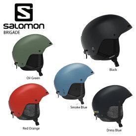 ヘルメット SALOMON サロモン 2021 BRIGADE ブリゲイド 20-21 NEWモデル スキー スノーボード