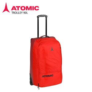 ATOMIC アトミック キャスター付バッグ <2022> TROLLEY 90L トローリー 90L RED/RIO RED /AL5047410 21-22 NEWモデル