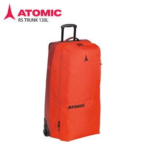 ATOMIC アトミック キャスター付バッグ <2021> RS TRUNK 130L RS トランク 130L RED/RIO RED /AL5047310 20-21 NEWモデル