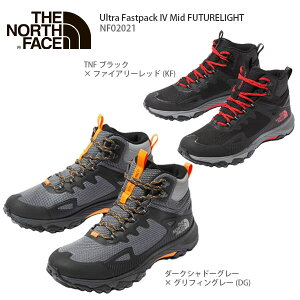 THE NORTH FACE〔ザ・ノースフェイス スポーツシューズ〕<2021>Ultra Fastpack IV Mid FUTURELIGHT/ NF02021