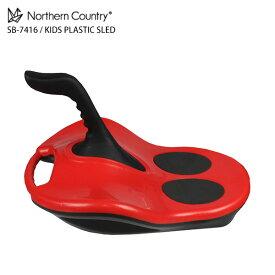 NORTHERN COUNTRY〔ノーザンカントリー〕 SB-7416 / KIDS PLASTIC SLED〔キッズ プラスチック スレッド〕