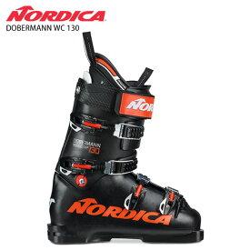 スキーブーツ NORDICA ノルディカ <2021> DOBERMANN WC 130 ドーベルマン WC 130 20-21 NEWモデル メンズ レディース